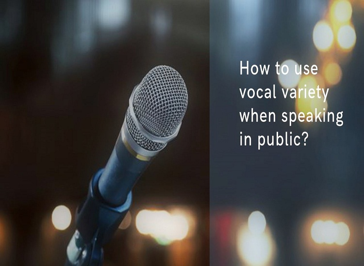 Five Keys to Spice-Up Your Speech With Vocal Variety