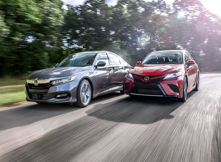 The Huge Battle of The Best Sedan Cars