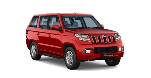 Mahindra TUV300 Plus: The plus-sized TUV!