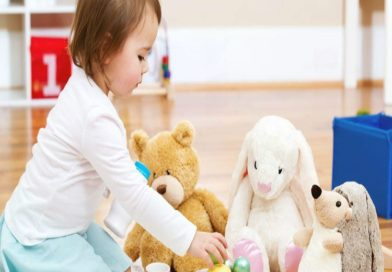 Why Kids Must Have Stuffed Toys To Play?